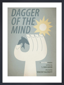 Star Trek - Dagger of the Mind by Anonymous