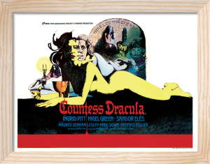 Countess Dracula by Hammer