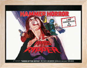 Hands of the Ripper by Hammer