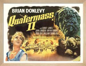 Quatermass 2 by Hammer