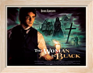 The Woman in Black by Hammer