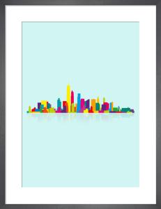 New WTC Skyline by Yoni Alter