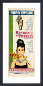 Breakfast at Tiffany's - Insert by Cinema Greats