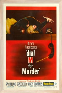Dial M For Murder by Cinema Greats