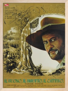 The Good The Bad and The Ugly (Italian) - Wallach by Cinema Greats
