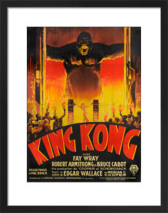 King Kong by Cinema Greats