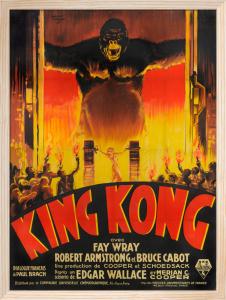 King Kong by Cinema Greats
