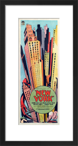 New York by Cinema Greats