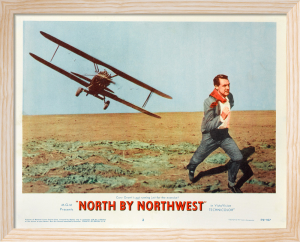 North by Northwest by Cinema Greats