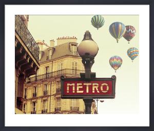 Metro by Keri Bevan