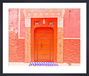 The Pink City by Keri Bevan