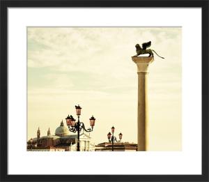 The Lion of Venice by Keri Bevan