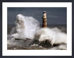 Roker Storm by John Kirkwood