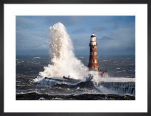 Roker Lighthouse by John Kirkwood