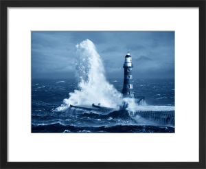Roker Blue by John Kirkwood