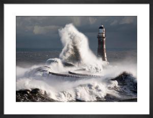 Roker Lighthouse I by John Kirkwood