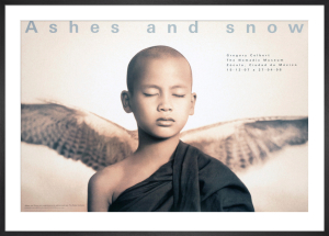 Winged Monk by Gregory Colbert