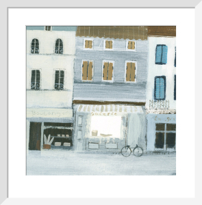 French Street by Hannah Cole
