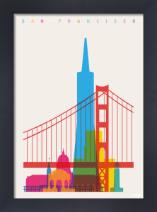 San Francisco by Yoni Alter