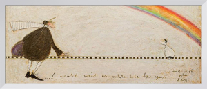 I Would Wait My Whole Life For You by Sam Toft