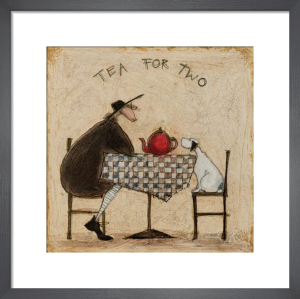 Tea For Two by Sam Toft