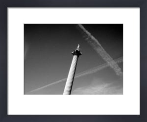 Fly-past, Nelson's Column by Niki Gorick