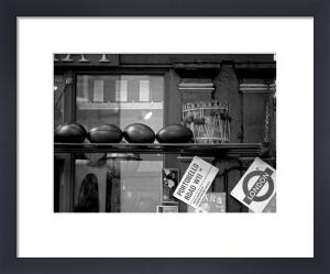 Portobello window by Niki Gorick