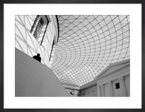The Great Court, British Museum by Niki Gorick