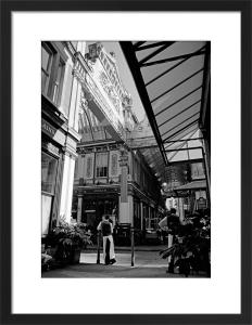 Waiters waiting, Leadenhall Market by Niki Gorick