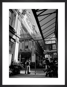Waiters waiting, Leadenhall Market by Niki Gorick