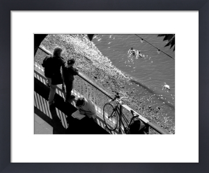 Thameside afternoon by Niki Gorick