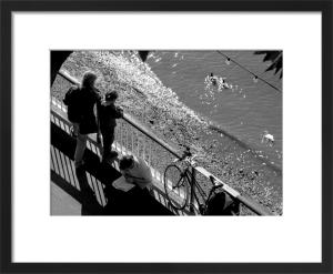 Thameside afternoon by Niki Gorick