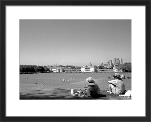 Picnic at Greenwich Park by Niki Gorick