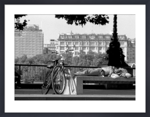 South Bank sleeper by Niki Gorick