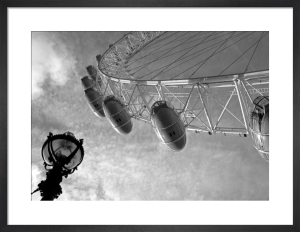 London Eye by Niki Gorick
