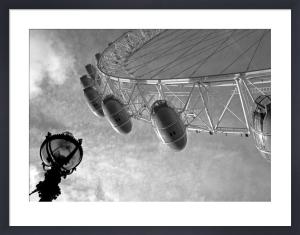 London Eye by Niki Gorick
