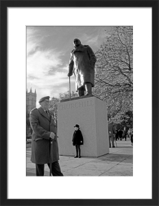 Remembrance Day, Parliament Square by Niki Gorick