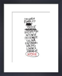 Kiss by Stephen Anthony Davids