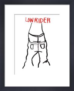 Low Rider by Stephen Anthony Davids