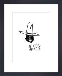 Blues Brotha by Stephen Anthony Davids