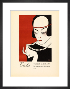 Cecla Pearls by Gazette du Bon Ton