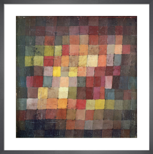 Ancient Harmony, 1925 by Paul Klee
