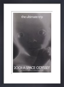 2001 A Space Odyssey (The Ultimate Trip) by Cinema Greats