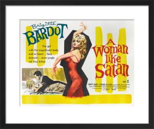 A Woman Like Satan by Cinema Greats