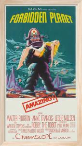 Forbidden Planet by Cinema Greats