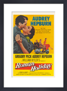 Roman Holiday by Cinema Greats