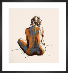 Life Drawing 1 by Nicola King