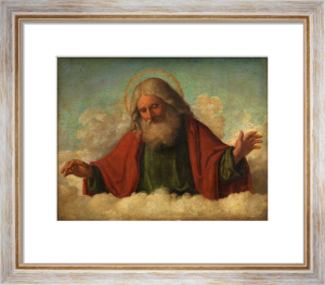 God the Father by Cima de Conegliano