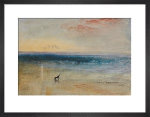Dawn after the wreck by Joseph Mallord William Turner