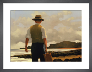 The Drifter by Jack Vettriano